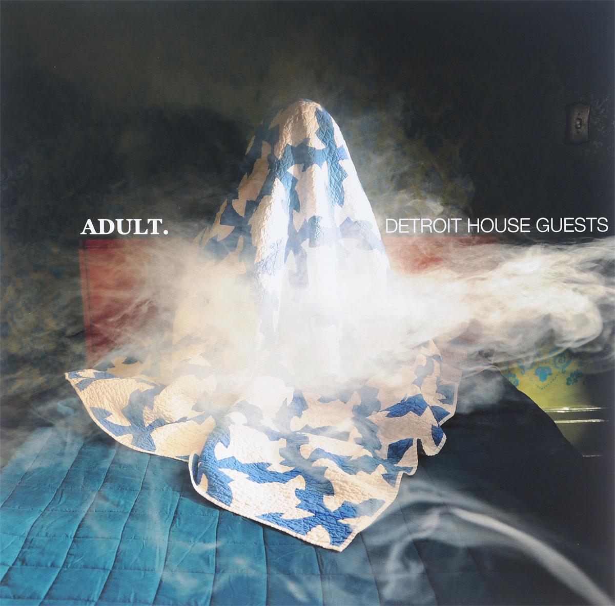 Adult Adult. Detroit House Guests (LP) dave hamilton s detroit dancers lp