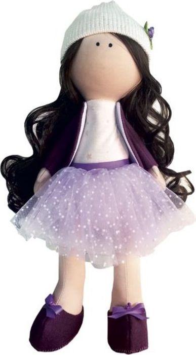 Набор для создания куклы ТМ Цветной Фея Фиалка, высота 35 см аксессуары для шитья scsb017