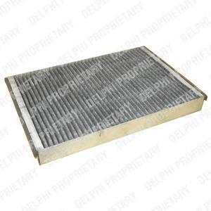 Фильтр салонный угольный DELPHI TSP0325189C календарь delphi исходник