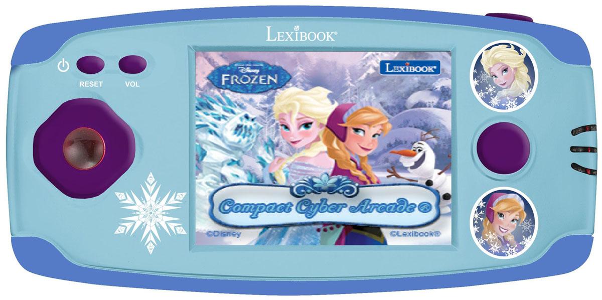 Lexibook портативная игровая консоль Дисней Холодное Сердце + 150 игр игровая консоль pgp aio 5200 droid 5
