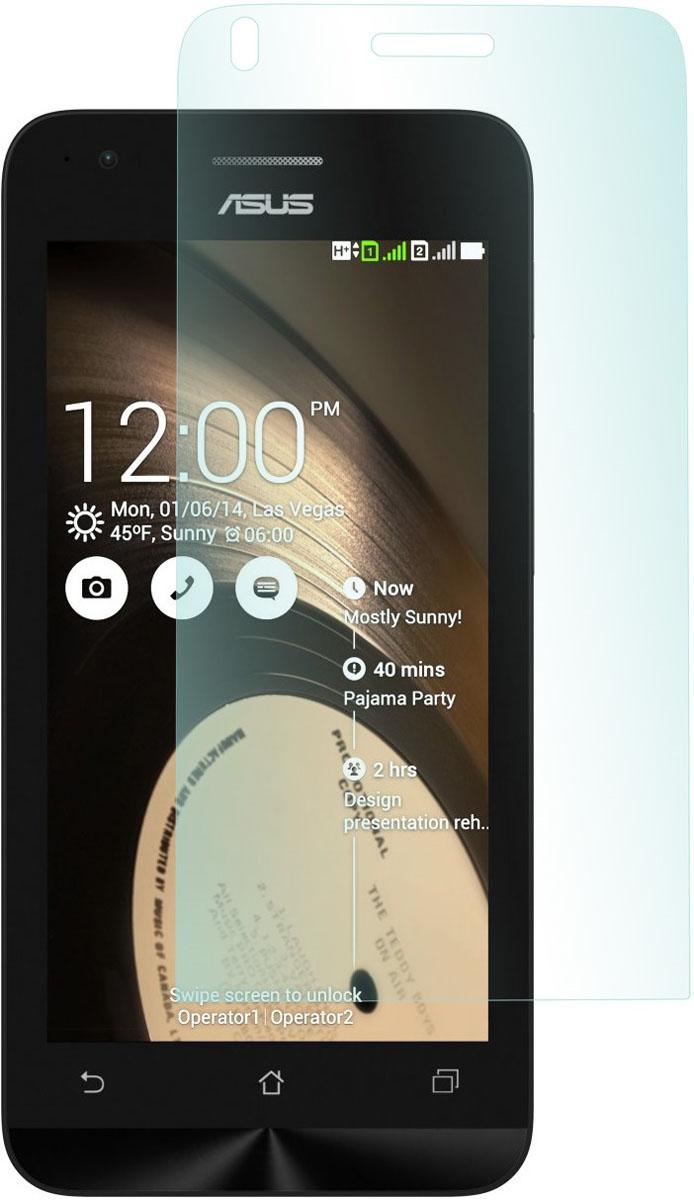 Skinbox защитное стекло для ASUS Zenfone C (ZC451CG), глянцевое