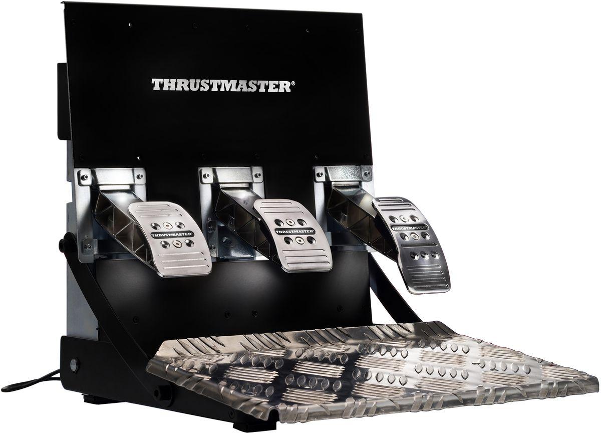 Thrustmaster T3PA-PRO педали для PS3/PS4/PC/Xbox One педали газа и тормоза с алюминиевыми накладками для hyundai palisade хендай полисад 2019