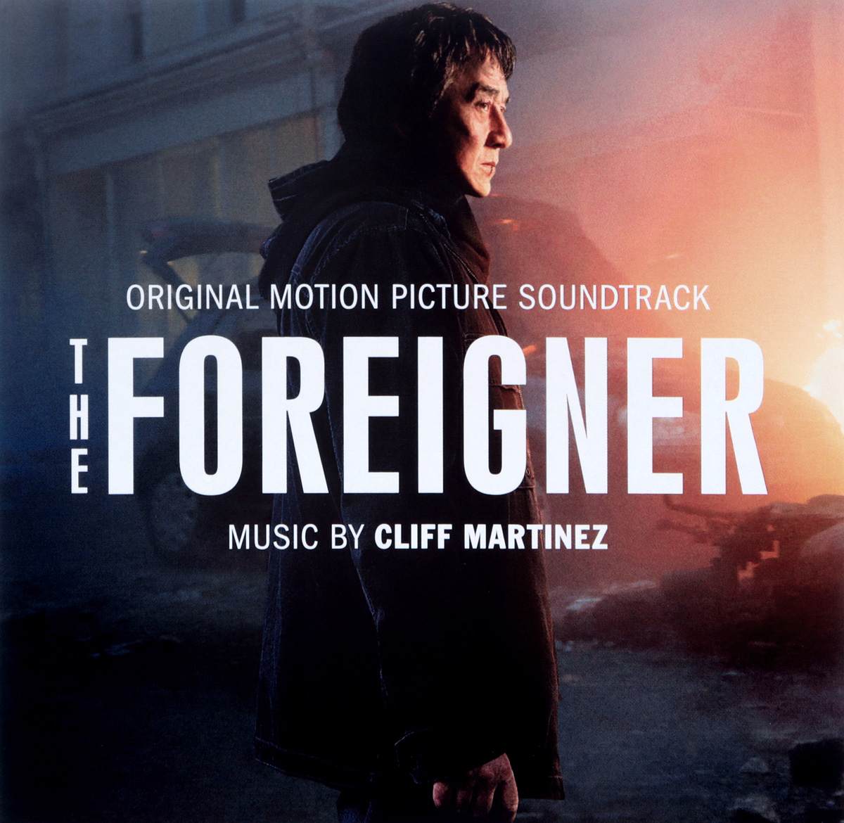 Клифф Мартинес Cliff Martinez. The Foreigner