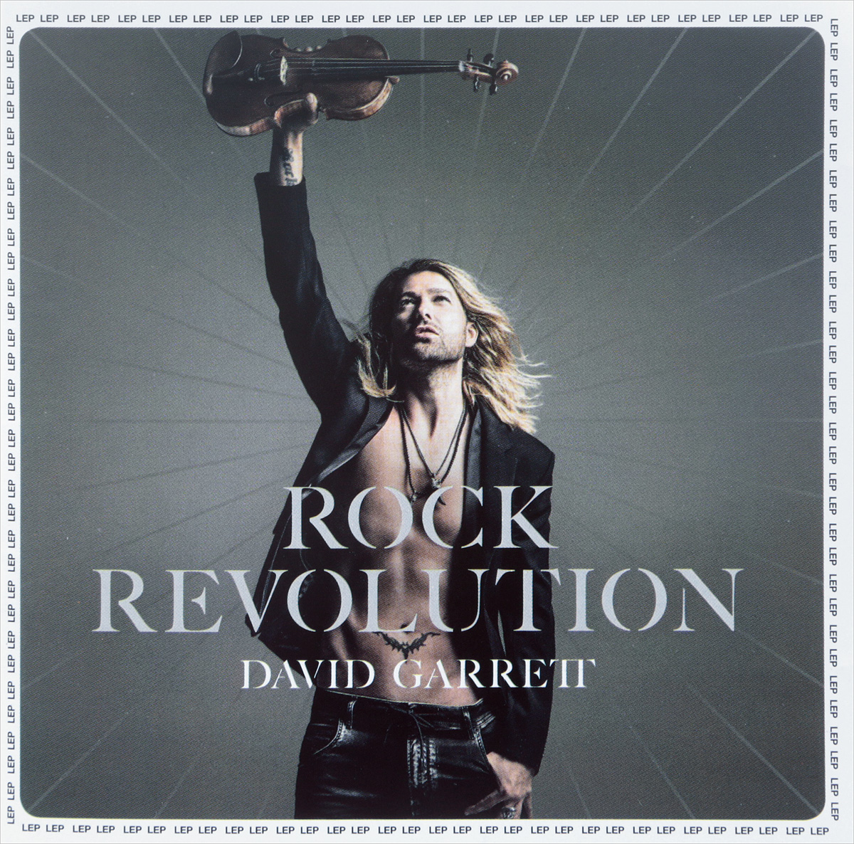 Дэвид Гарретт David Garrett. Rock Revolution nella гарретт