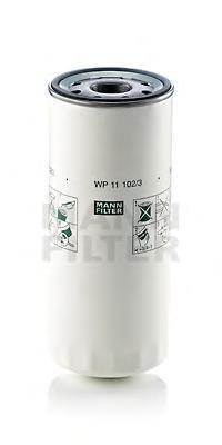 Комбинированный масляный фильтр Mann-Filter WP111023 wlring store universal 16 row an10 engine transmiss oil cooler kit filter relocation blue