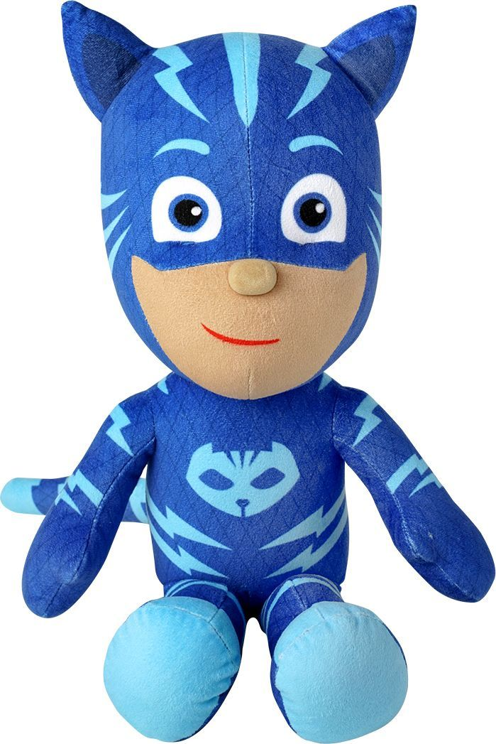 Герои в масках Мягкая игрушка Кэтбой 45 см