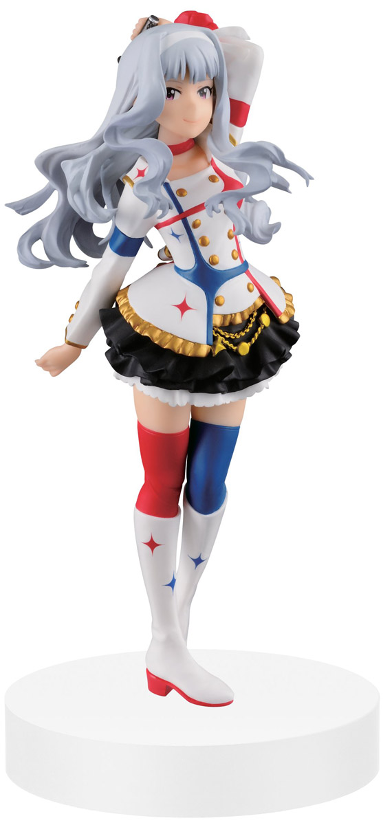 Bandai Фигурка The Idolmaster Movie Star Piece Memories Takane Shijo платье ksenia knyazeva ksenia knyazeva mp002xw15j7t