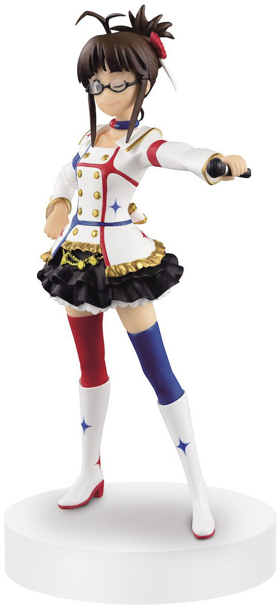 Bandai Фигурка The Idolmaster Movie Star Piece Memories Ritsuko Akizuki bandai фигурка kantai collection the four seasons of chinjufu naval base akizuki