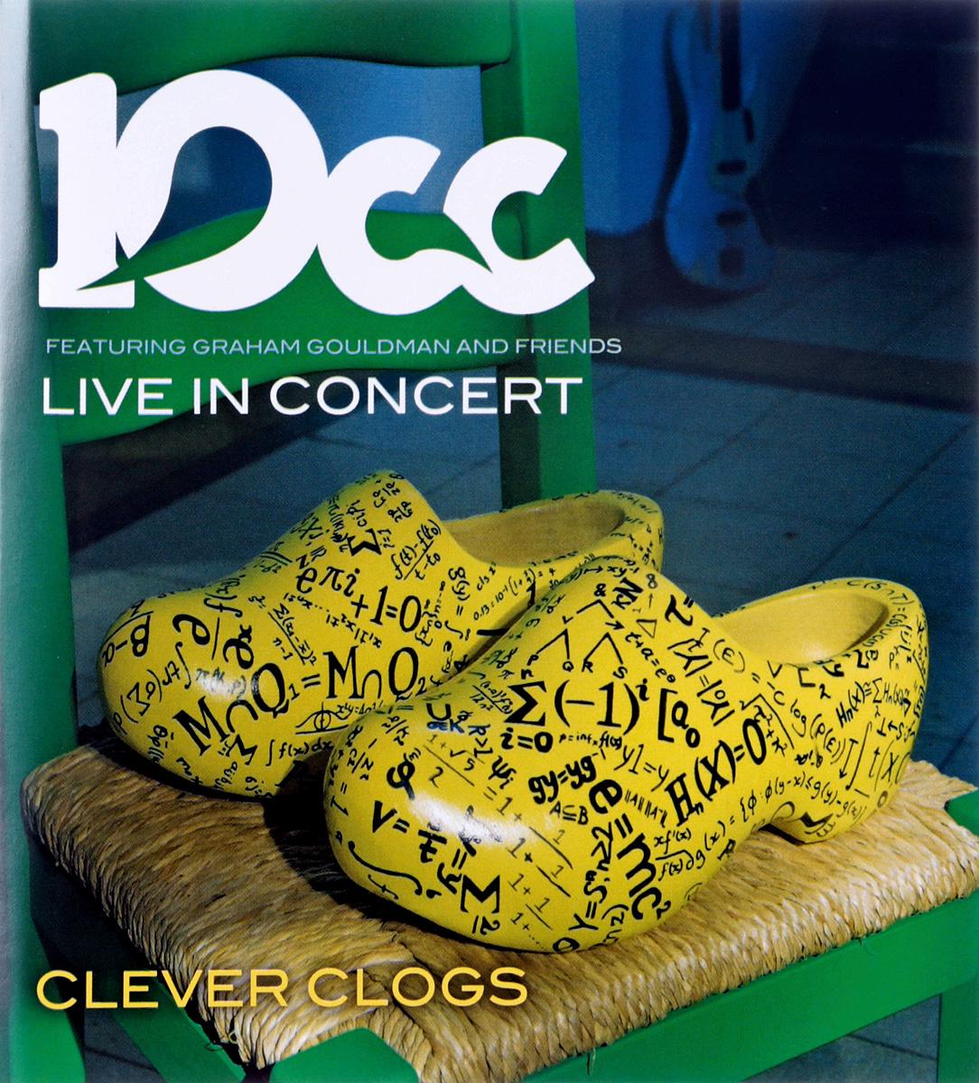 Ten CC Ten Cc. Live In Concert camel total pressure live in concert 1984