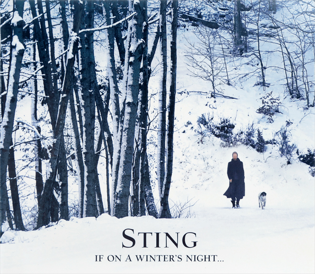 лучшая цена Sting Sting. If On A Winter's Night...