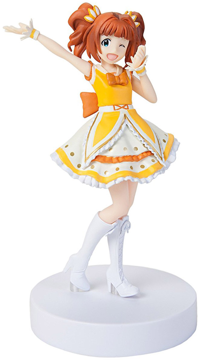Bandai Фигурка The Idolmaster Masters of Idol World!! 2015 Yayoi Takatsuki bandai фигурка kantai collection the four seasons of chinjufu naval base akizuki