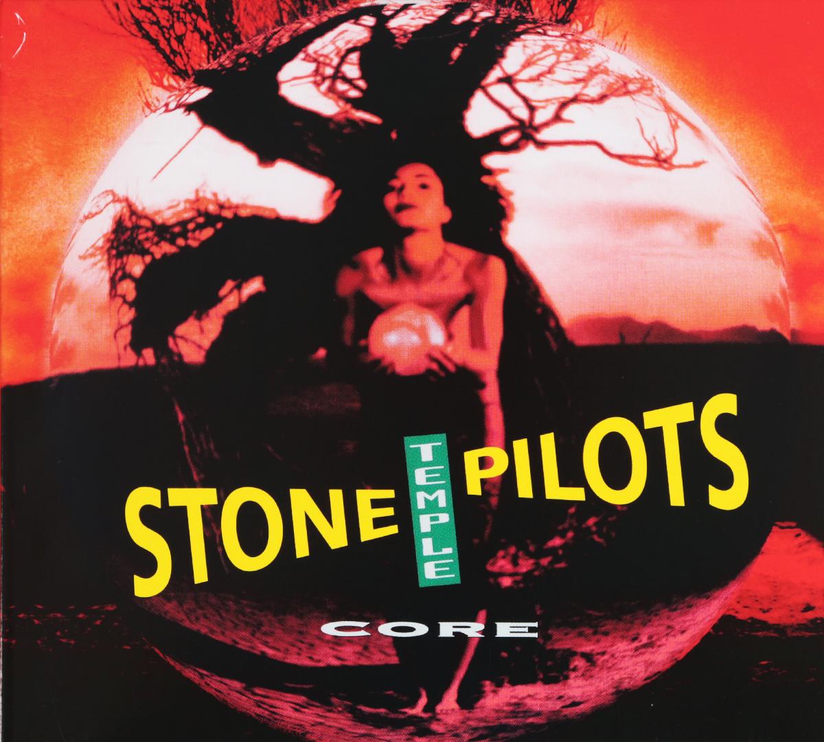 Stone Temple Pilots. Core (25Th Anniversary) (2 CD) portrait drawing 25th anniversary