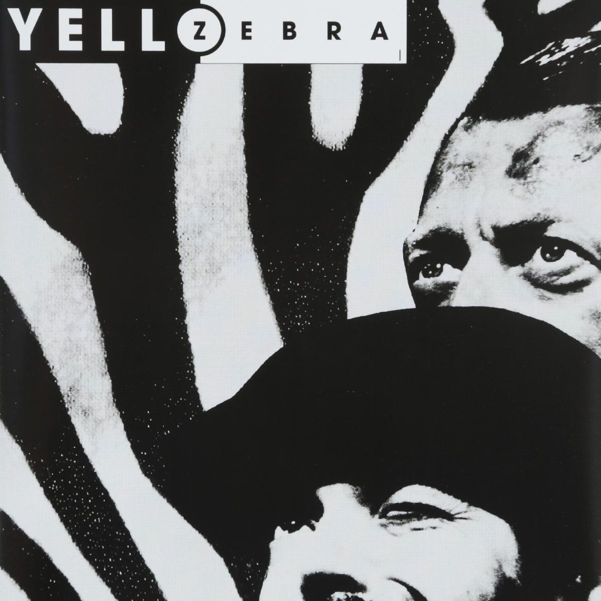 Yello Yello. Zebra yello live in berlin