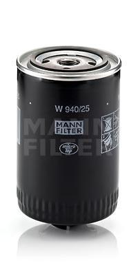 Масляный фильтр Mann-Filter W94025 фильтр масляный comaro 01 01 70032