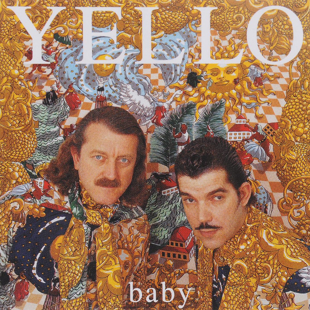 Yello Yello. Baby yello live in berlin