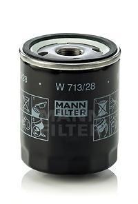 Масляный фильтр Mann-Filter W71328 все цены