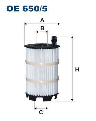 Фильтр масляный Filtron OE6505 все цены