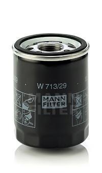 Масляный фильтр Mann-Filter W71329
