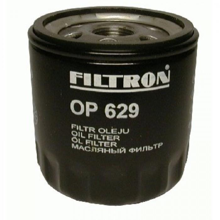 Масляный фильтр Filtron OP629T тормозные колодки abs tourneo transit fusion fiesta ka streetka focus puma 97 13 37349