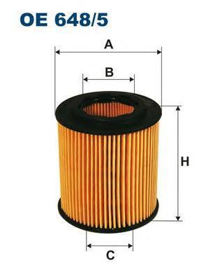 Фильтр масляный Filtron OE6485 все цены
