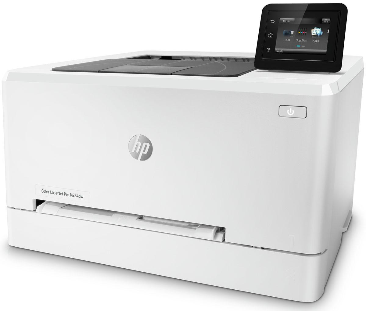 HP Color LaserJet Pro M254dw принтер принтер hp color laserjet pro m254nw