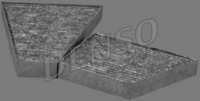 Фильтр салона DENSO DCF231K фильтр салона denso dcf268p