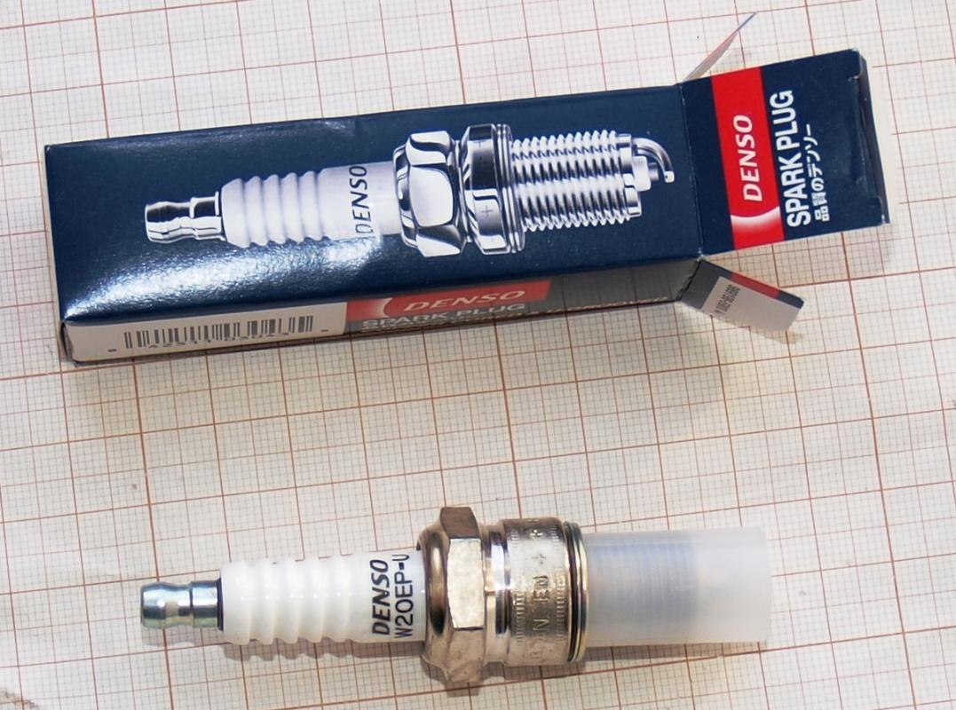 Свеча зажигания DENSO W20EPU свеча зажигания denso kj16crl11
