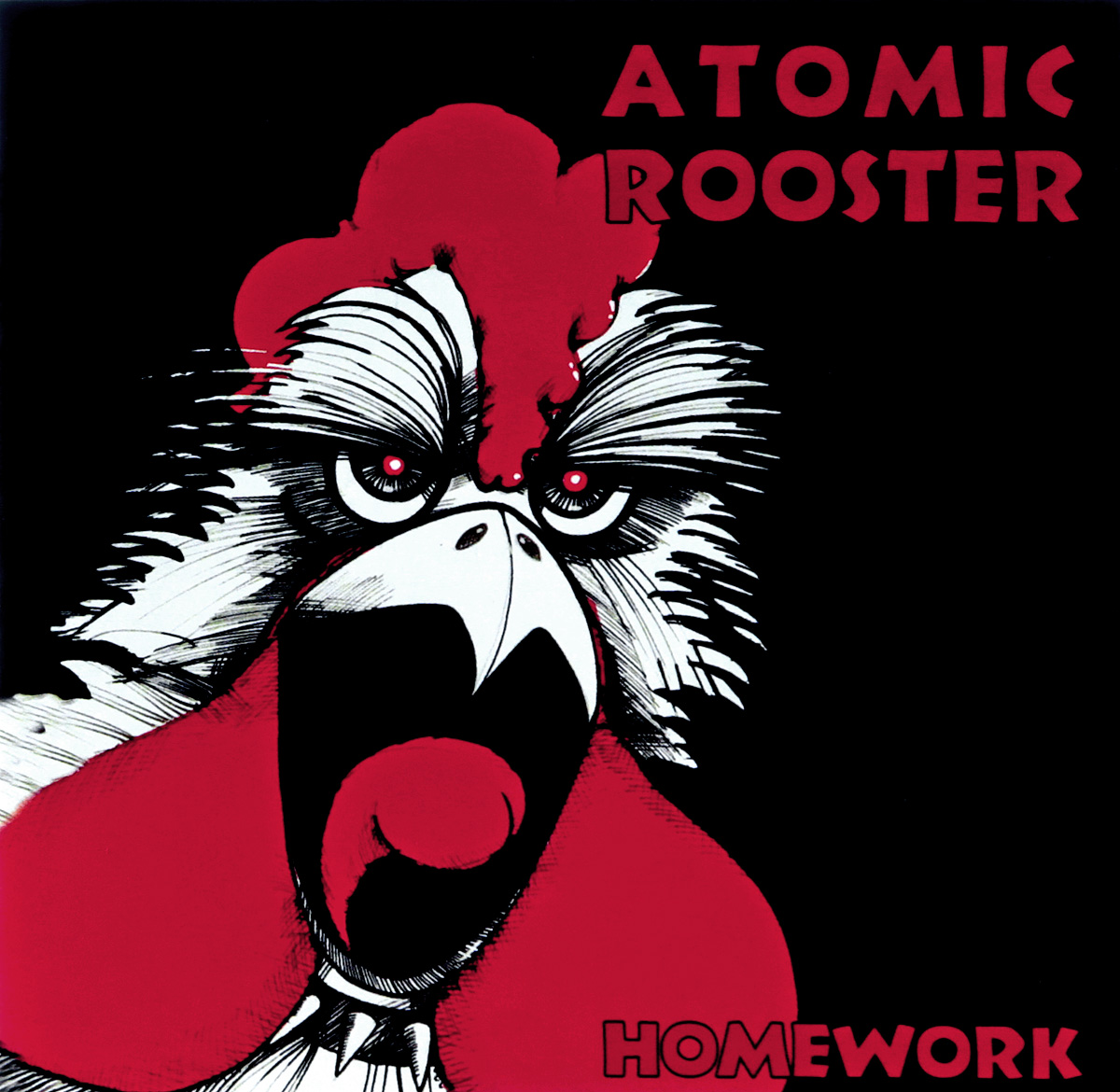 Atomic Rooster Atomic Rooster. Homework the rooster bar