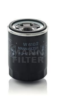 Масляный фильтр Mann-Filter W6102 цена