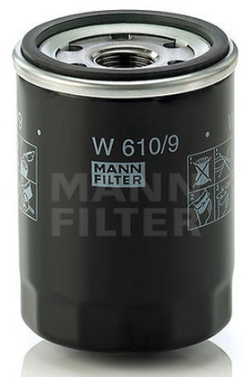 Масляный фильтр Mann-Filter. W6109