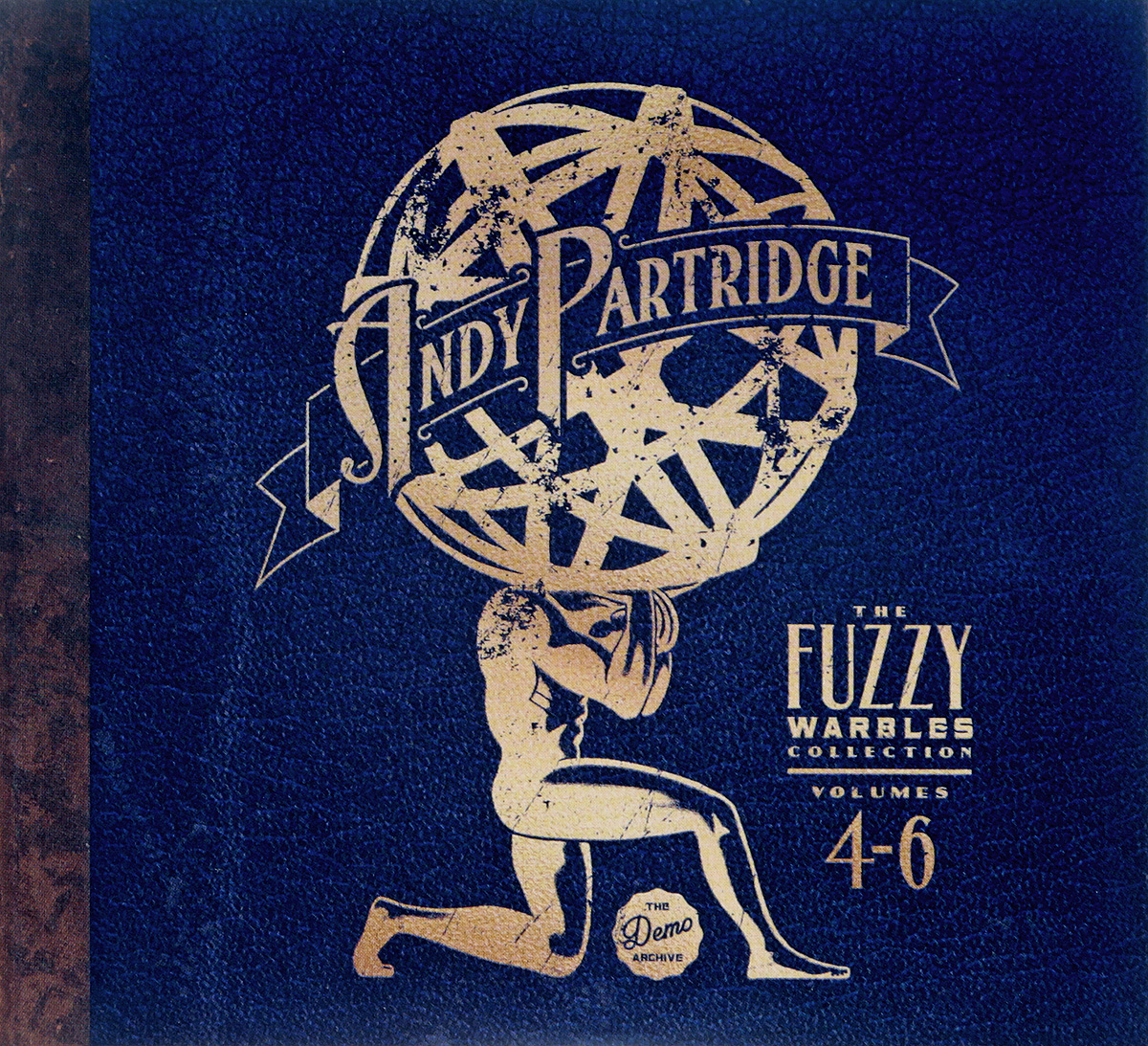 Andrew John Andy Partridge Andy Partridge. Fuzzy Warbles Volume 4-6 (3 CD) andrew john andy partridge andy partridge powers