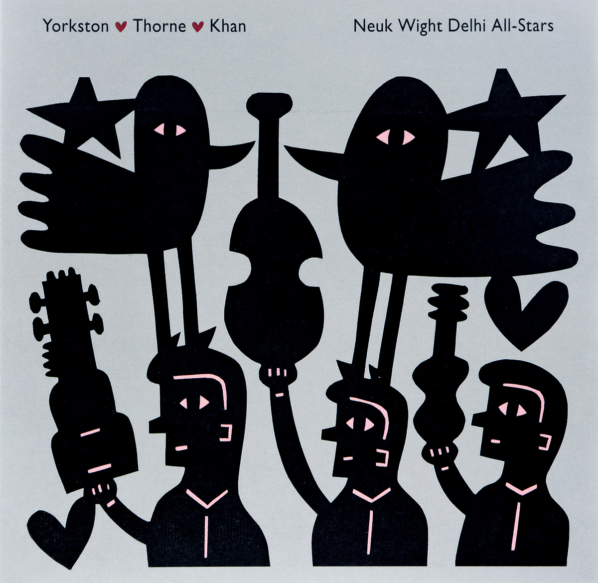 Yorkston · Thorne · Khan Yorkston, Thorne, Khan. Neuk Wight Dehli All-Stars витамины thorne