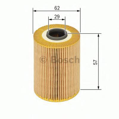 Фильтр масляный Bosch F026407091 цена