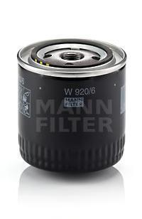 Масляный фильтр Mann-Filter W9206