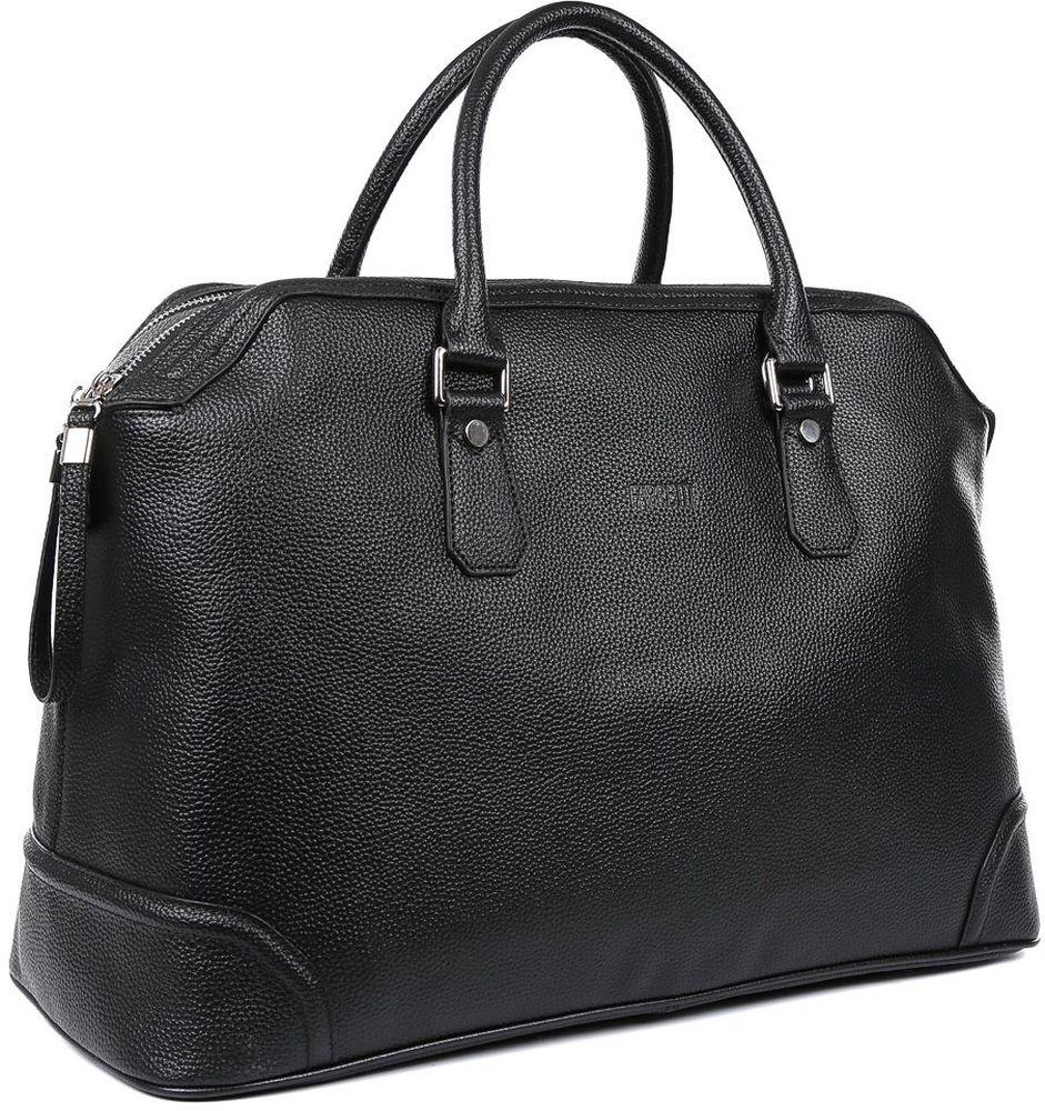 купить Сумка мужская Fabretti, цвет: черный. B333 по цене 11760 рублей