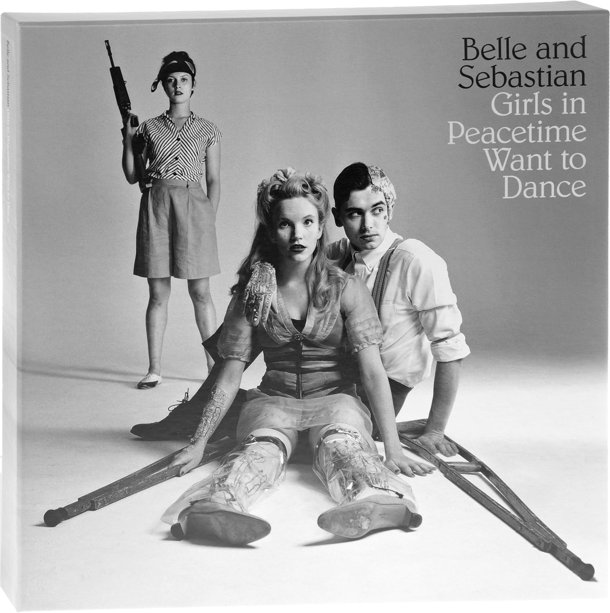 Belle & Sebastian Sebastian. Girls In Peacetime Want To Dance. Deluxe Edition (4 LP)