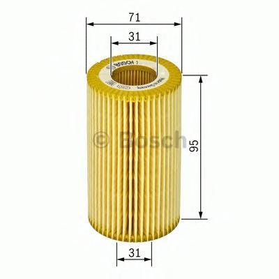 Фильтр масляный Bosch F026407008 цена 2017
