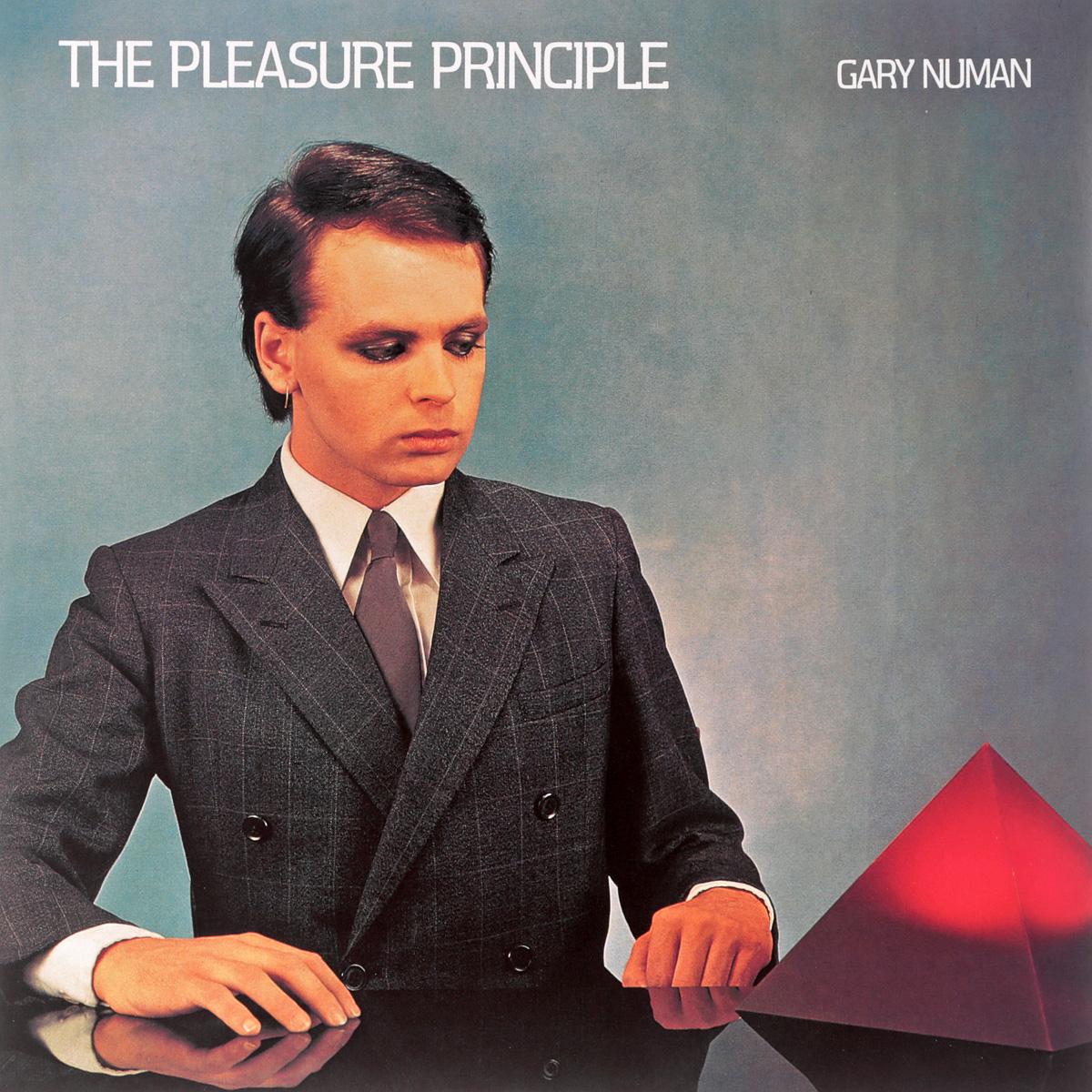 Гари Ньюмен Gary Numan. The Pleasure Principle (LP) gary numan birmingham