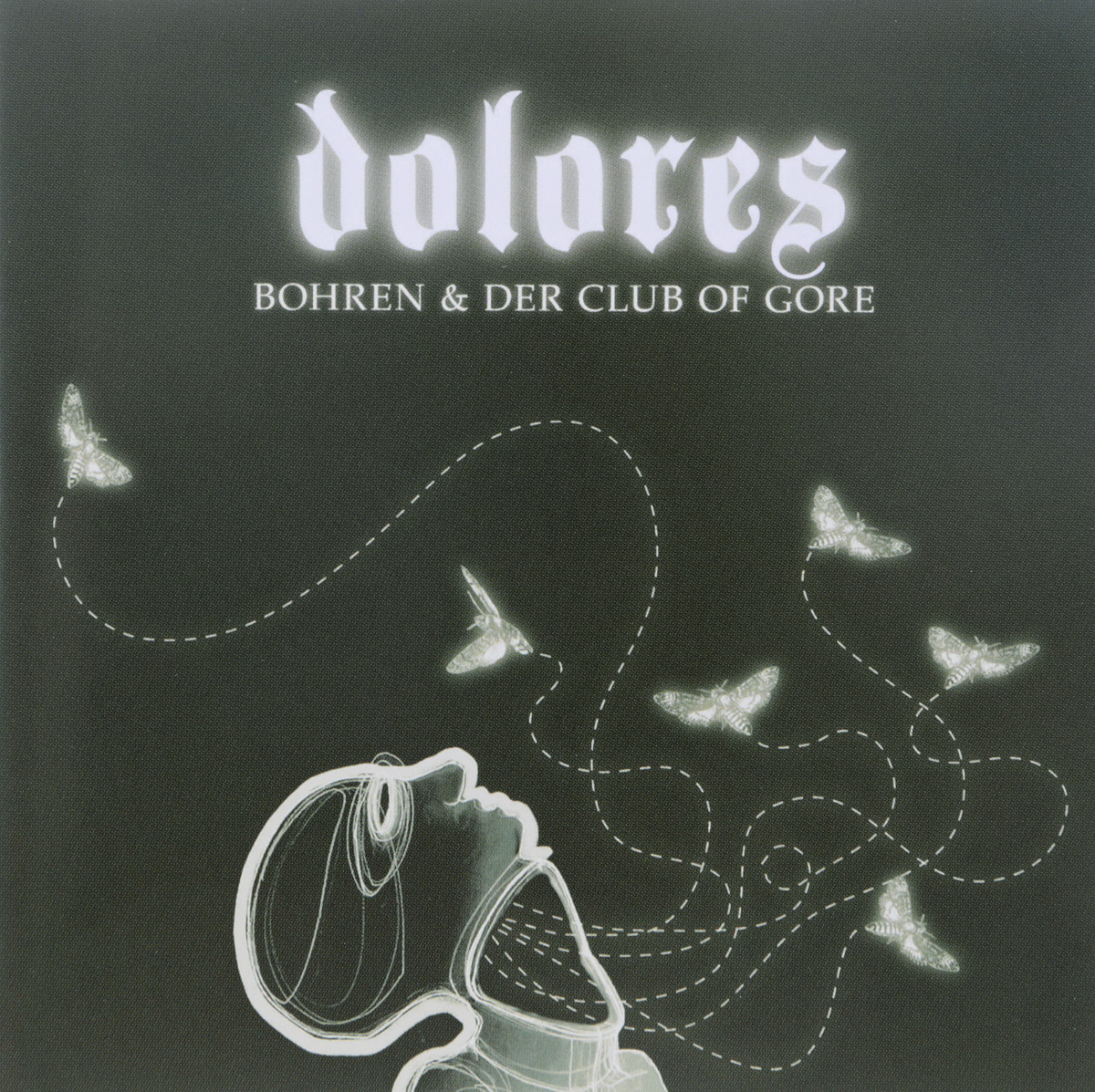 Bohren Bohren & Der Club Of Gore. Dolores the book of dolores