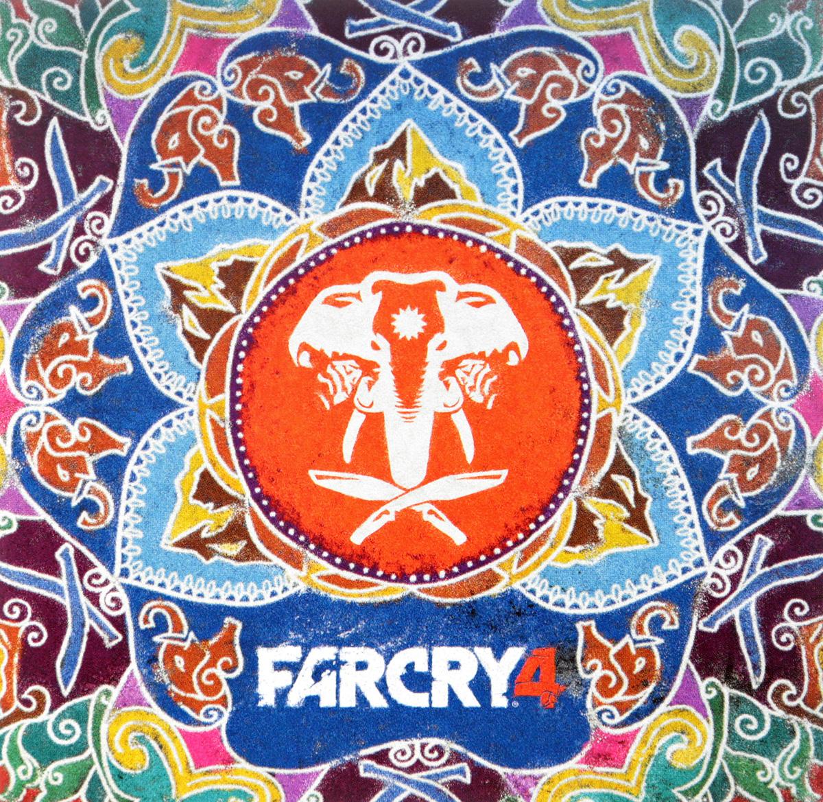 лучшая цена Cliff Martinez. Far Cry 4 (Original Soundtrack) (2 CD)