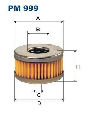 Топливный фильтр Filtron PM999
