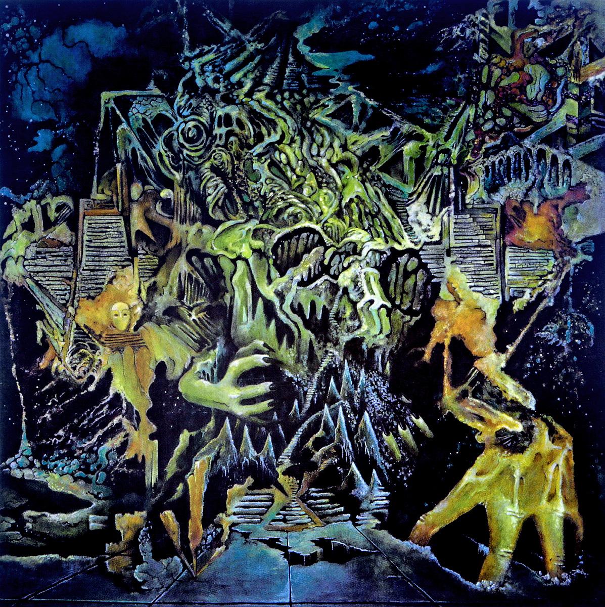 King Gizzard & The Lizard Wizard King Gizzard & The Lizard Wizard. Murder Of The Universe автокресло gb idan lizard khaki