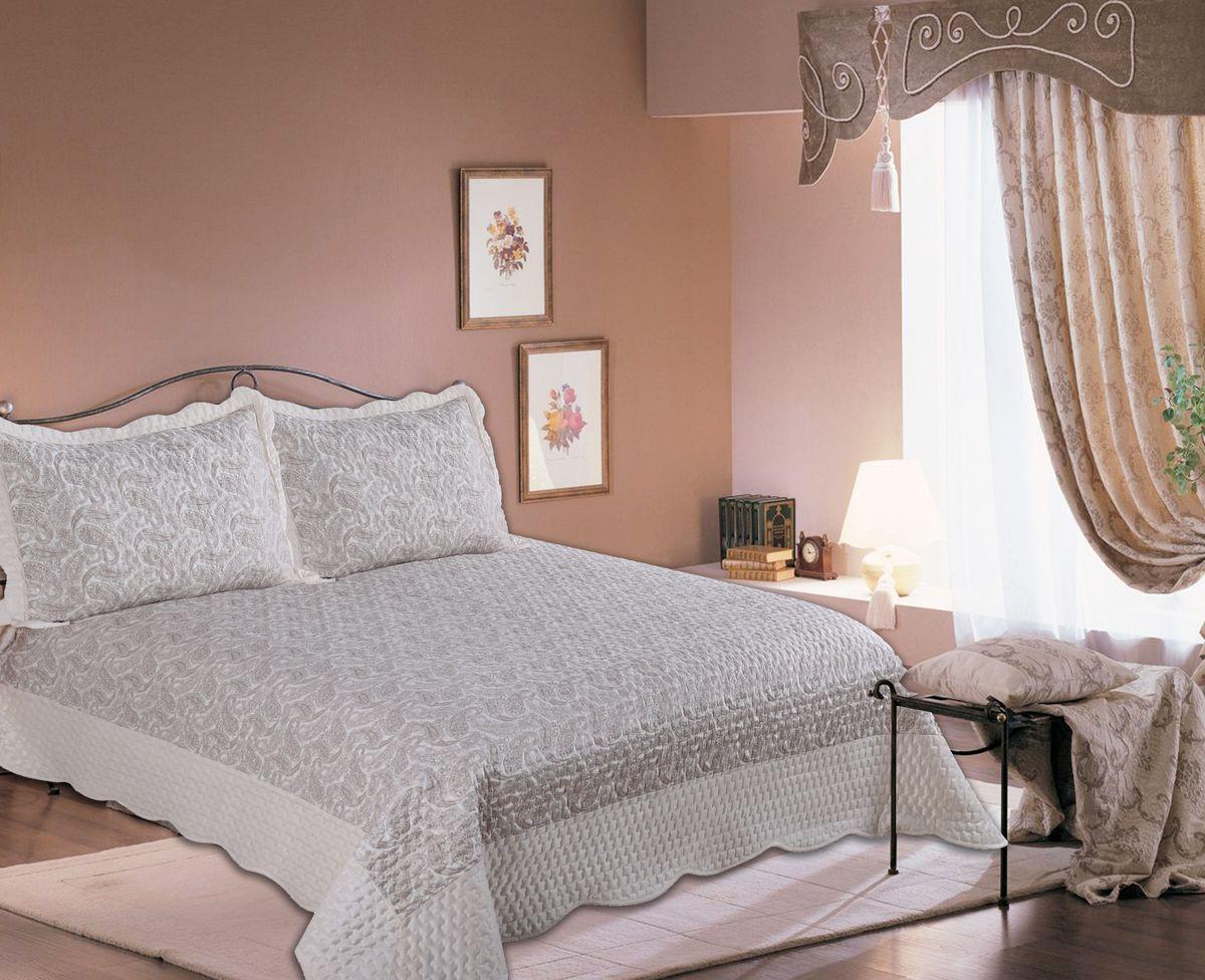 "Комплект для спальни Amore Mio ""Calcutta"": покрывало 220 х 240 см, наволочка. 77125"