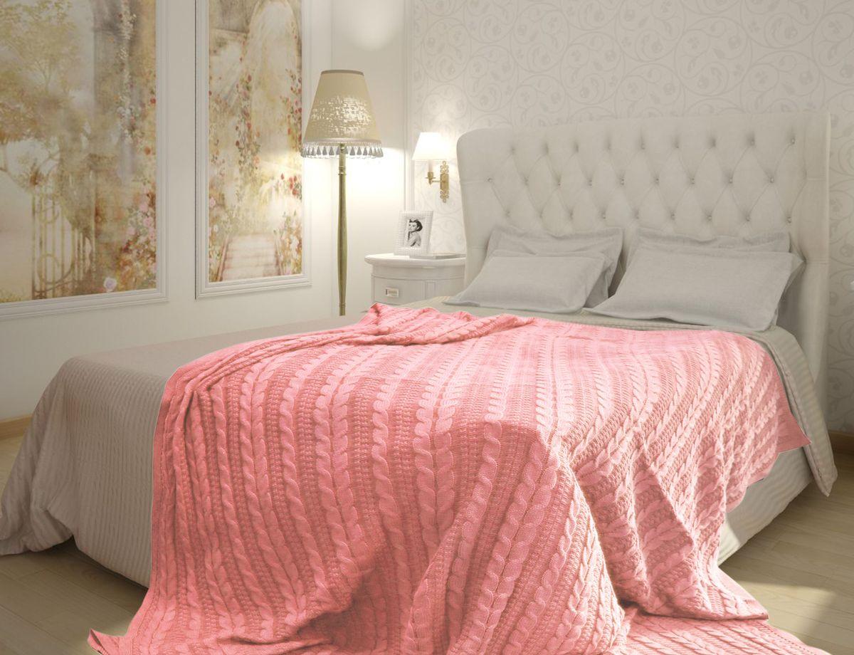 Плед Buenas Noches, цвет: розовый, 150 х 200 см. 81737 плед dome kappe цвет розовый 150 х 200 см