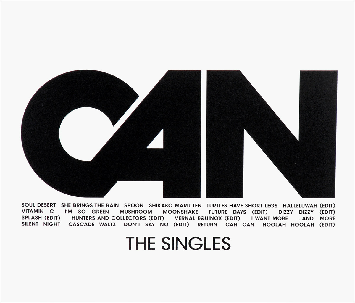 Can Can. The Singles can can the singles