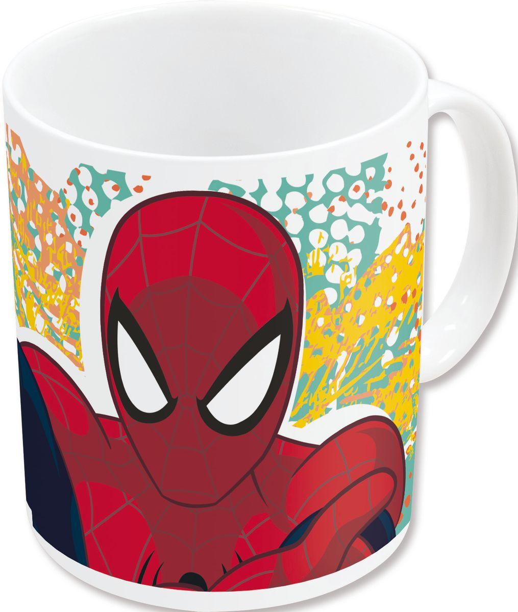 Stor Кружка детская Великий Человек-паук 220 мл в подарочной упаковке