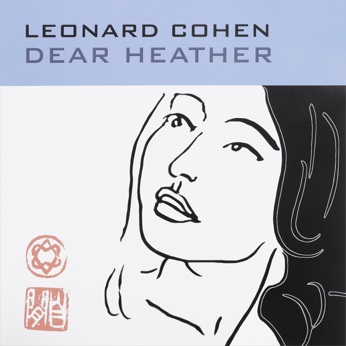 Леонард Коэн Leonard Cohen. Dear Heather (LP) цена 2017