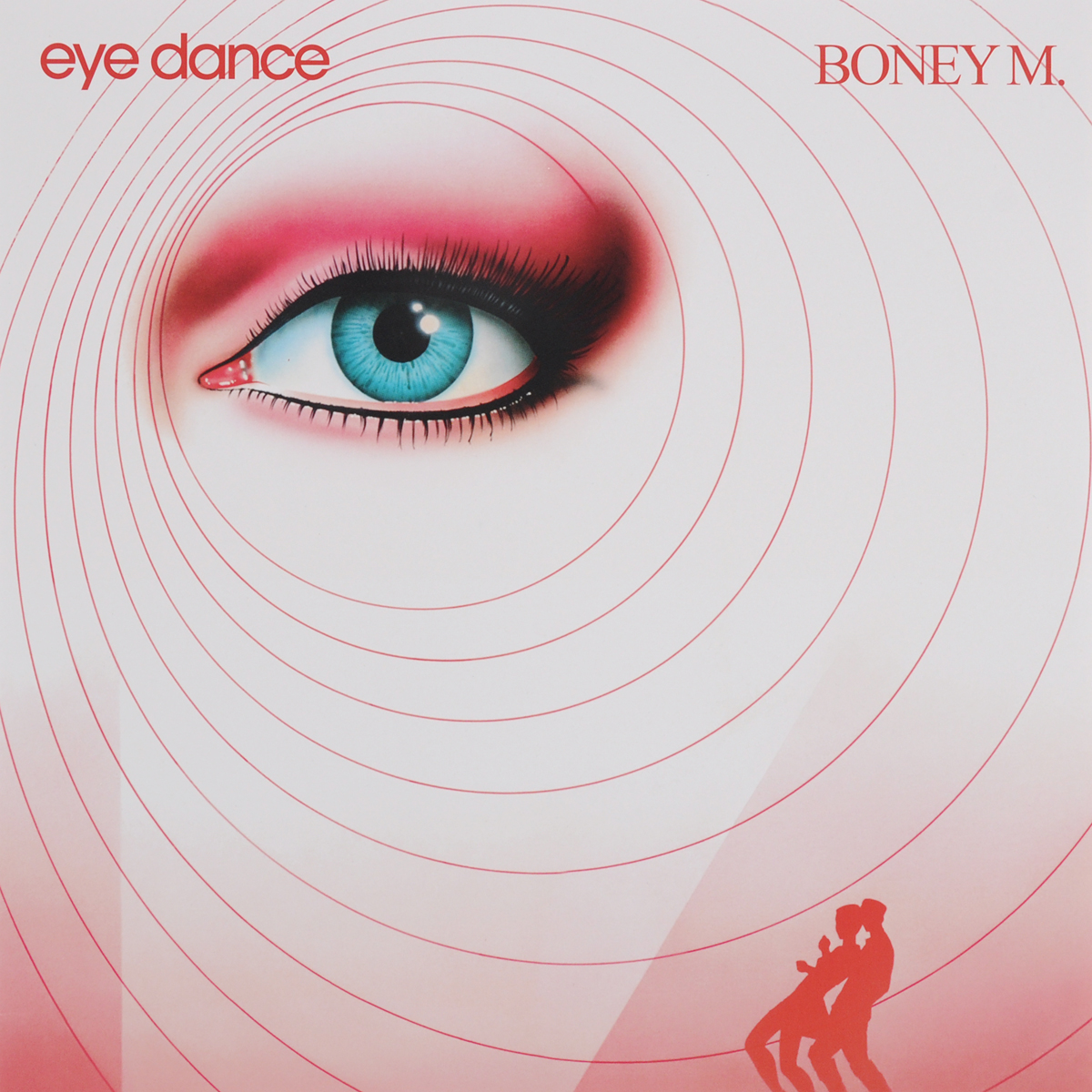 Boney M Boney M. Eye Dance (LP) boney m boney m nightflight to venus