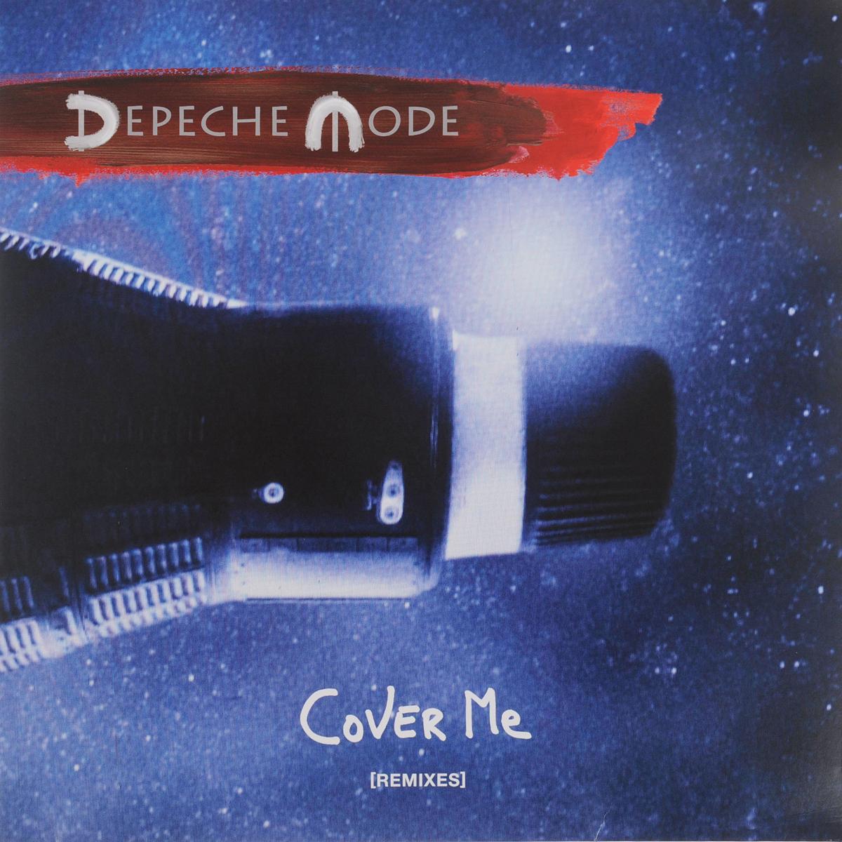 Depeche Mode Depeche Mode. Cover Me (Remixes) (2 LP) depeche mode depeche mode cover me remixes 2 lp 180 gr