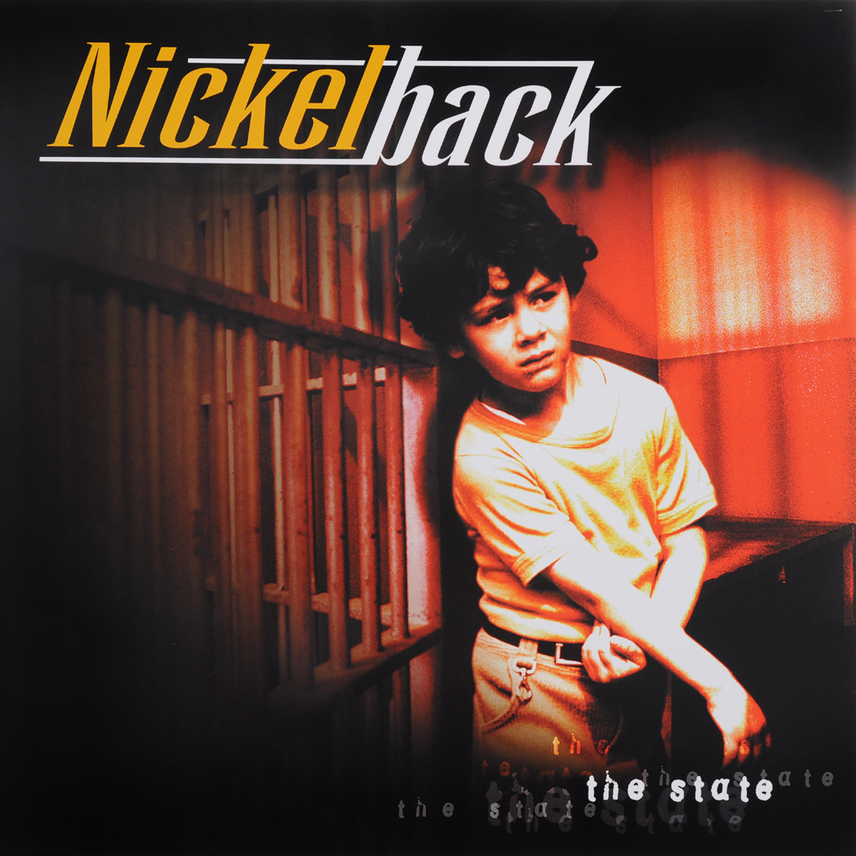 Nickelback Nickelback. The State (LP) nickelback nickelback the long road